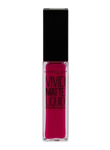 Maybelline Maybellıne 40 Berry Boos Vivid Mat Lipstick Pembe